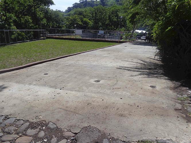Construcción de Parque recreacional Col Santa Bárbara