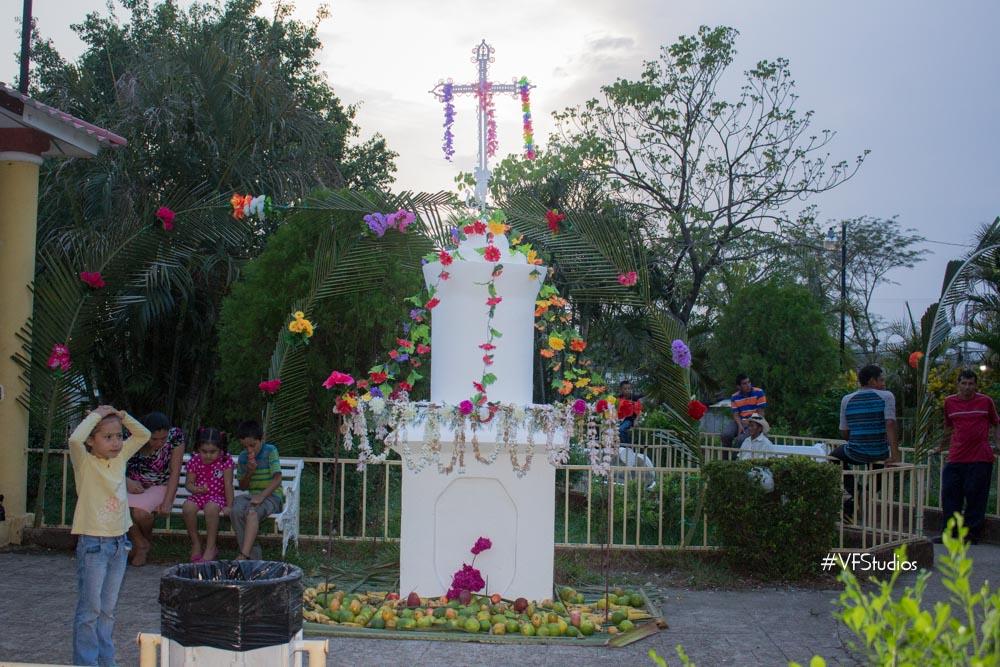 Día de la Cruz en San Carlos Morazán 2017